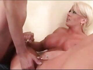 Big Titted Cougar Mom Fucks NOT her son